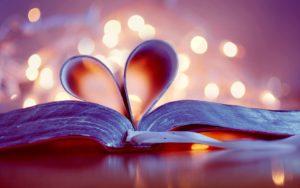 Books love purple