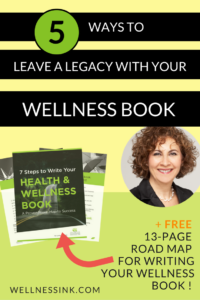 In a recent poll I did with wellness providers, these were the top two reasons many of them gave for wanting to write and publish a wellness book.  Tope 2: leave your legacy, and heal more people. Other reasons included reaching a wider audience to build their practice. #WritetoHeal #wellnessbook #writeabook #bookcoach #author  publish a book, authority in your niche, book coach, ghost writer, Amazon best-seller, self-publishing, author tips, healer, transform lives